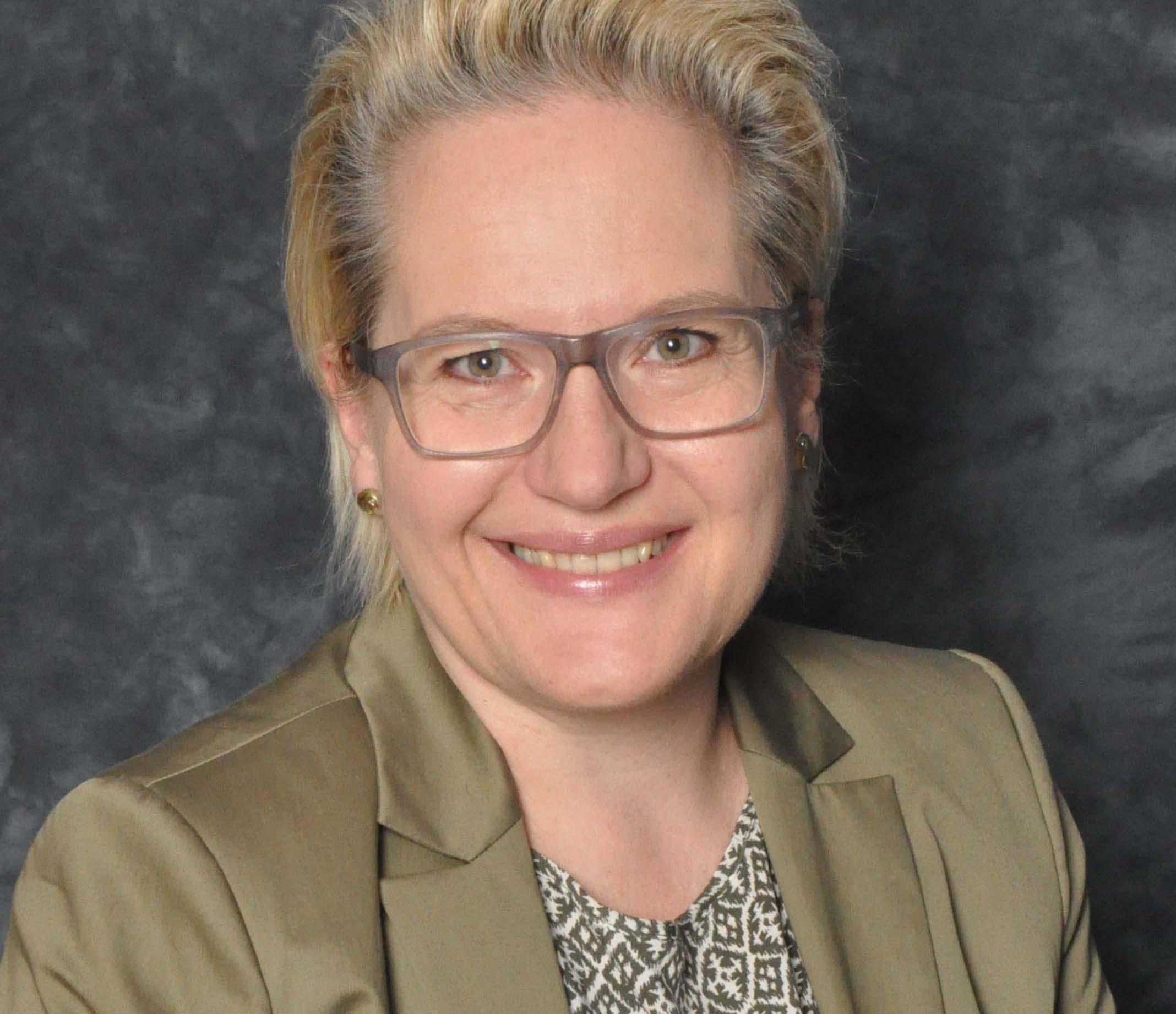 Rechnungsprüferin Sylvia Falgenhauer-Schlatte
