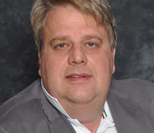 Präsident Robert Rauter