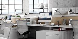 Inhaltslider Büro Service