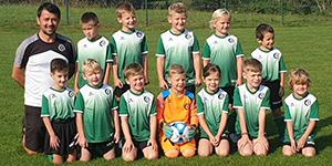U6 und U7 Nachwuchsmannschaft